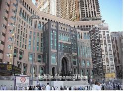 Pemerintah Lobi Pemilik Hotel untuk Haji