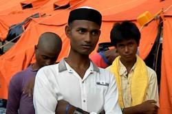 Imami, Remaja Rohingya di Aceh Timur yang Hafiz Quran