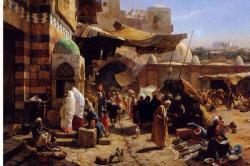 Pasar Sebagai Pusat Perekonomian Islam