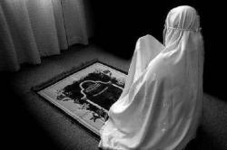 Ketika Shalat Istri Tidak diterima