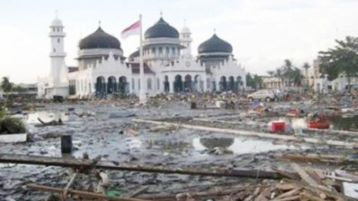 Selamat dari Terjangan Tsunami