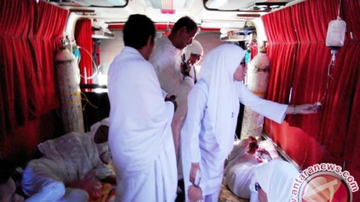 Jemaah Haji Tertabrak Dapat Asuransi setelah Pulang