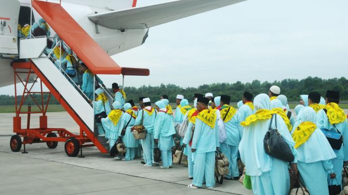 Menag Evaluasi Keterlambatan Penerbangan Haji