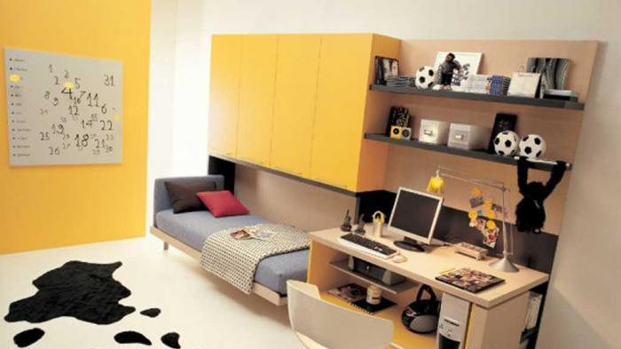 Solusi Ruang Terbatas untuk Kamar Anak