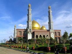 Masjid Tingkatkan Ekonomi Masyarakat