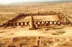Mesjid Agung Samarra Dibangun Selama 52 Tahun