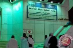 Masjid Aisyah Tempat Miqat Warga Makkah