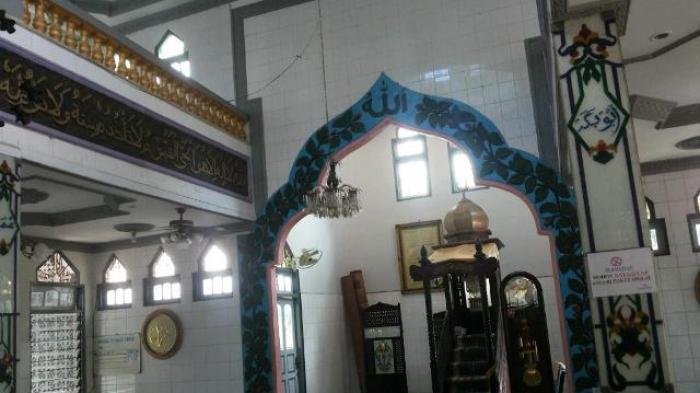Masjid Al Iksan Diperjuangkan Ulama