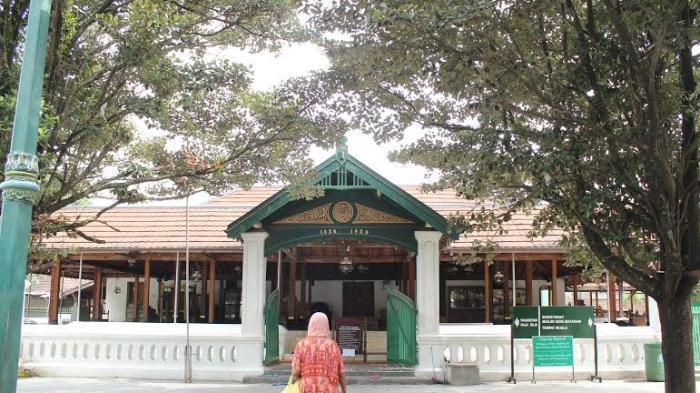 Jejak Sejarah masjid Tertua di Yogyakarta (2)