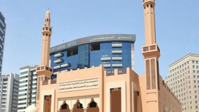Masjid di Dubai Ini Berpredikat Go Green