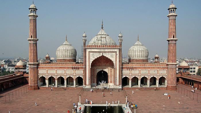Masjid Jama India, Jadi Inspirasi Masjid Dunia
