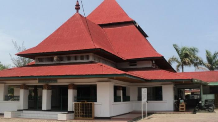 Ada Sentuhan Presiden Sukarno di Masjid Jami Bengkulu
