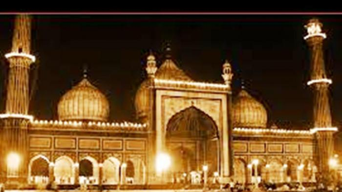Masjid Jami Delhi, Dibangun Selama 6 Tahun
