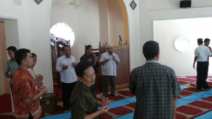 Masjid Baru Uniska Full Kegiatan