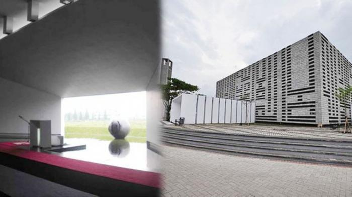 Masjid Kubus Bandung Karya Ridwan Kamil Terinspirasi Bangunan Kabah