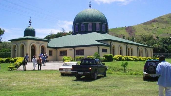 Masjid ini Awal Perkembangan Islam di Papua Nugini