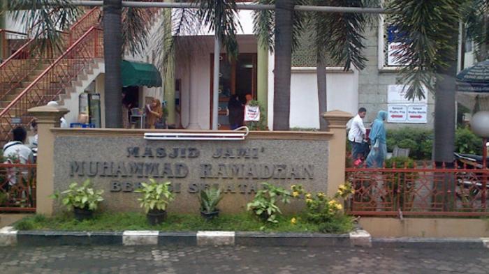Muhammad Ramadhan Dijadikan Masjid Raya Bekasi