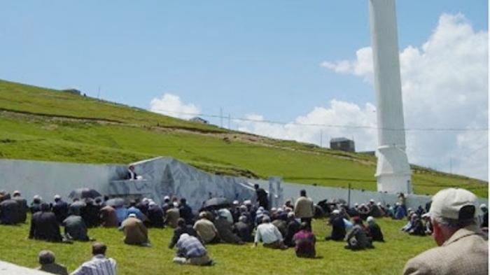 Nama Masjid Unik Ini Anggap Saja Sudah Makan