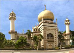 Difabel Mudah Akses Masjid di Arab Saudi