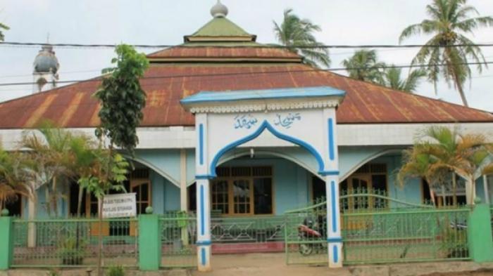 Rumah Sakit Inggris di Bengkulu Disulap Jadi Masjid