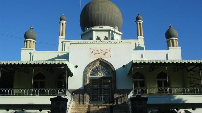 Jadi Tempat Wisata Religi
