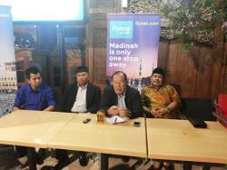 Maskapai Arab Saudi Flynas Mulai Berangkatkan Jamaah Haji Indonesia