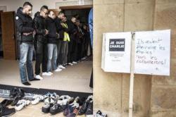 Nasib Pria Muslim di Prancis