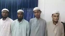 Mendatangi Madrasah, Empat Muslim Rohingya Ditangkap di Bangladesh