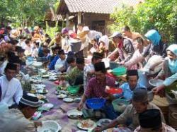 Nyadran, Tradisi Jelang Ramadhan di Lereng Merapi-Merbabu