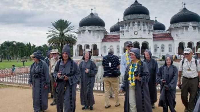Masjid Baiturrahman Aceh Segera `Disulap` Jadi Masjid Nabawi