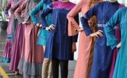 Kemenlu Siap Bantu Pemasaran Busana Muslim ke Luar Negeri