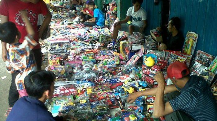 Produsen Mainan Lokal Targetkan Rp 120 Miliar
