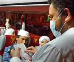Haji Ini Wafat di Pesawat