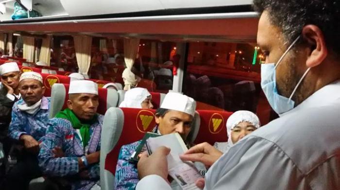 Ada Tiket Boarding Pass Haji Hilang