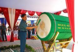 TNI AL Renovasi Belasan Tempat Ibadah di Garut Selatan