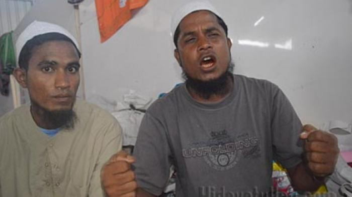 Muslimin Rohingya: Sampai Mati Kami akan Tetap di Indonesia