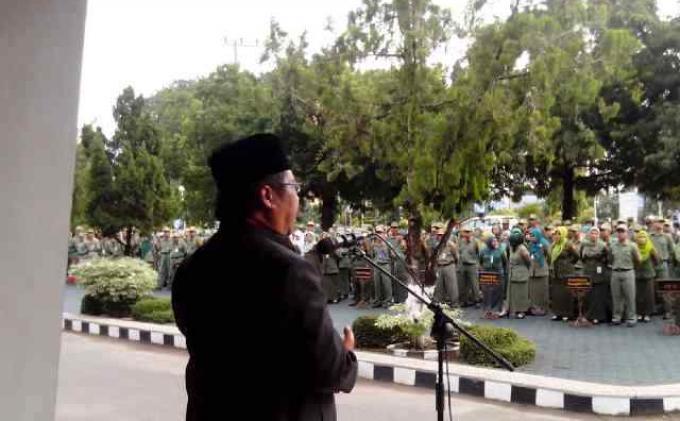 Baznas Kalsel Bantu Pasukan Kuning Martapura