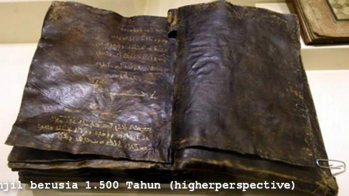 Injil Berusia 1.500 Tahun Ini Tegaskan Bukan Yesus Yang Disalib