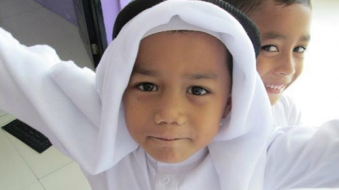 Hafiz Cilik Berganti Nama Imam Besar Dunia