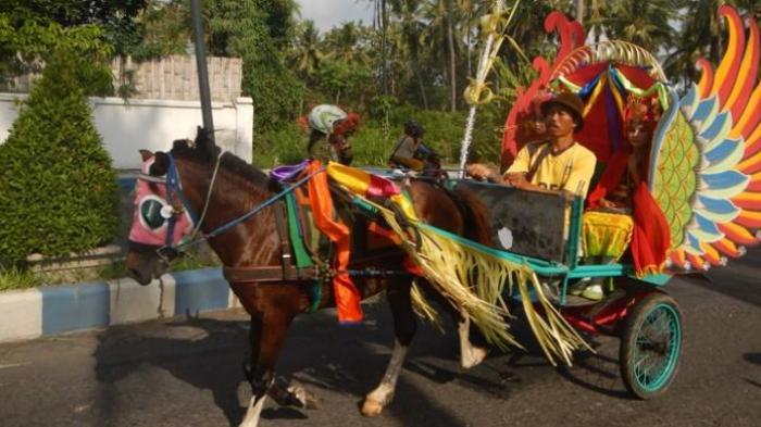 Puter Kayun, Tradisi Lebaran Kusir Dokar di Banyuwangi