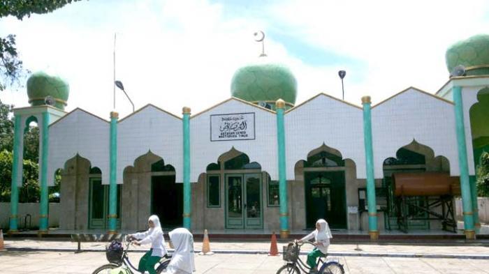 Nama Masjid Saran Guru Sekumpul