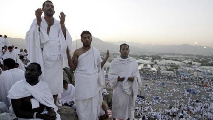 Hari Ini Calhaj Laksanakan Haji Akbar