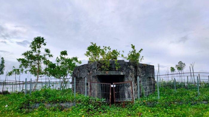 Bunker Jepang Bukti Sejarah Peninggalan Penjajah Di Pulau Simeulue - Bungker-Jepang.jpg