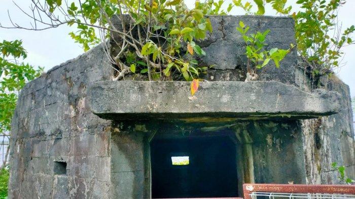 Bunker Jepang Bukti Sejarah Peninggalan Penjajah Di Pulau Simeulue - Bungker-jepang2.jpg