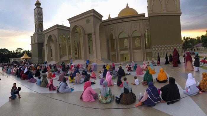 Megahnya Masjid Agung Baitul Ghafur Abdya, Mampu Tampung 4.200 Jamaah - Masjid-Agung-Abdya2.jpg