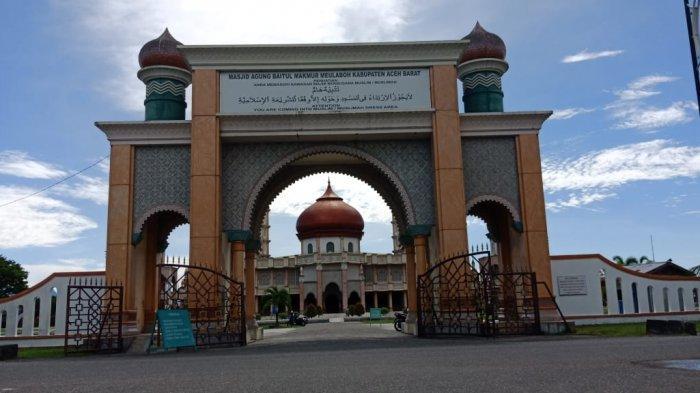 Masjid Agung Baitul Makmur, Masuk Deretan 100 Masjid Terindah se-Indonesia - Masjid-Agung-Meulaboh1.jpg