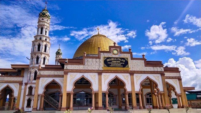 Masjid Al Falah Pondok Baru Bener Meriah, Penyatu Suku Gayo, Aceh dan Jawa - Masjid-Alfalah-Bener-Meriah.jpg
