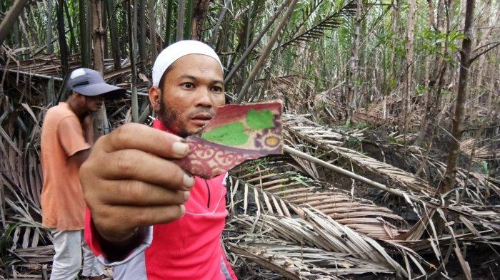Pecahan Tembikar, Sisa Bukti Peradaban Singkil Lama di Dekat Muara - Pecahan-Tembikar.jpg