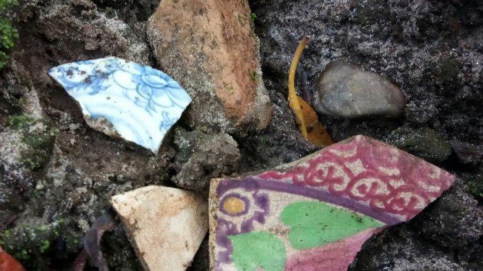 Pecahan Tembikar, Sisa Bukti Peradaban Singkil Lama di Dekat Muara - Pecahan-Tembikar2.jpg