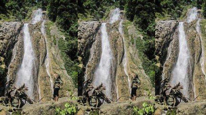 Air terjun Seuneurah, Keindahan Tersembunyi di Kuta Cot Glie Aceh Besar